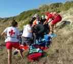Fallece un parapentista en una prueba deportiva en Cádiz