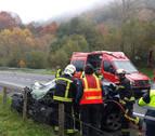 Así vio el accidente un camionero que fue testigo