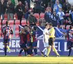 El Huesca devoró también al Tenerife