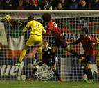 Adiós a la racha de Osasuna de 12 partidos sin perder