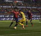 Osasuna sucumbe ante el Alcorcón y suma la primera derrota en El Sadar