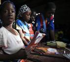 Los niños reivindican un mundo sin terrorismo, sin pobreza y sin hambre