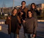 Universitarios que estudian un doble grado en Navarra