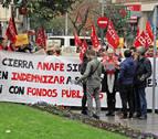 Dirigentes de CC OO alertaron seis veces a Laparra del cierre de Anafe y Forem