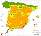 El 75% de la superficie de España puede sufrir desertificación