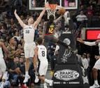 Los hermanos Gasol sucumben pese a sus buenas actuaciones con Grizzlies y Spurs