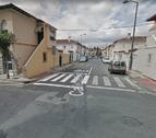 Implicado en un accidente de tráfico un niño de 12 años en bicicleta en Pamplona