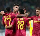 El Villarreal asalta Astana y certifica su pase como primero de grupo
