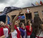El TAN anula la colocación de la ikurriña en el Ayuntamiento de Barañáin