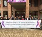 Barañáin se suma al Día Internacional contra la Violencia hacia las Mujeres
