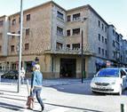 70 años de la manzana del Mercado del Ensanche de Pamplona
