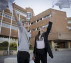 Cien navarros estudian en la universidad gracias a la solidaridad de exalumnos