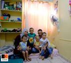 Una exposición de fotos sobre la acogida de refugiados para el día de la Justicia Social