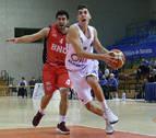 Primera derrota en casa del Basket Navarra