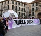 La Ribera se manifiesta contra la violencia de género