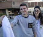 """""""Con mi primer sueldo ayudaré a otros a estudiar en la Universidad de Navarra"""""""