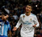 Un triste Real Madrid sale vivo con un penalti