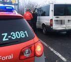 Denunciado un conductor reincidente por drogas con 3 menores en el coche en Amaiur