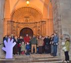 Colectivos y entidades de la merindad de Estella dicen 'no' a la violencia hacia la mujer
