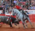 Hermoso de Mendoza se va de vacío en la corrida de Arandas (Jalisco)