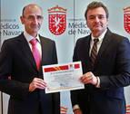 El cirujano Fernando Rotellar gana la beca senior del Colegio de Médicos