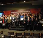La Asociación de esclerosis múltiple ADEMNA, Premio Navarro a la Excelencia 2017