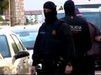 Tres yihadistas detenidos en una operación antiterrorista en Barcelona