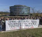 Los sindicatos inician los trámites para la huelga en Siemens Gamesa