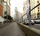 Las obras para remodelar la Gran Vía de Madrid comenzarán el 9 de marzo