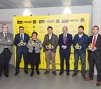 Cuatro empresas y Mª Carmen Mesa reciben los Premios Alimenta Navarra