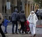 Ligero descenso de temperaturas este miércoles en Navarra