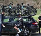"""Zandio: """"El Giro-Tour es un reto chulo para Froome y Sky"""""""