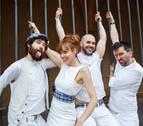 Demode Quartet estrena el viernes en Baluarte 'Musikal Guztiak ia ia'