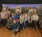 Los doce belenes que quieren volver a suscitar las 4.000 visitas en Estella