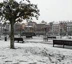 El Ayuntamiento de Pamplona activa su Plan de Nieve