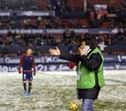 Osasuna anuncia que no recurrirá la decisión del TAD sobre el partido del Nástic