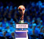 La selección española, en el grupo B  con Portugal, Irán y Marruecos