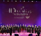 Navarra TV entrega sus galardones a personas y entidades destacadas