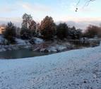 El cierzo agrava este sábado en Navarra la sensación de frío hasta -15 ºC