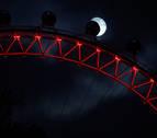 Este domingo se puede ver la Luna más grande del año