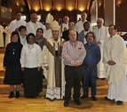Ocho misioneros navarros recibieron la cruz de Javier