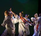 Pamplona rebosa musicalidad para celebrar el Día de Navarra