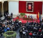Siete entidades optan a recibir la Medalla de Oro de Navarra 2018