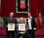 Las familias de Campión, Altadill y Oloriz,