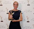 La periodista pamplonesa Adriana Navarro gana su segundo Emmy