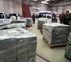 Tres detenidos en Algeciras tras incautar el mayor alijo de cocaína del siglo
