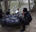 Las aguas del río, hilo conductor del crimen en Navarra