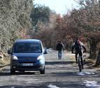 El mal estado de la carretera al monte San Cristóbal, a debate
