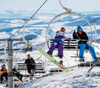 La nieve de esta temporada hace colgar el cartel de 'exitazo' en los Pirineos