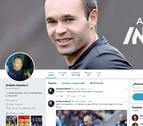 Iniesta desbanca a Alejandro Sanz como el español más seguido en Twitter